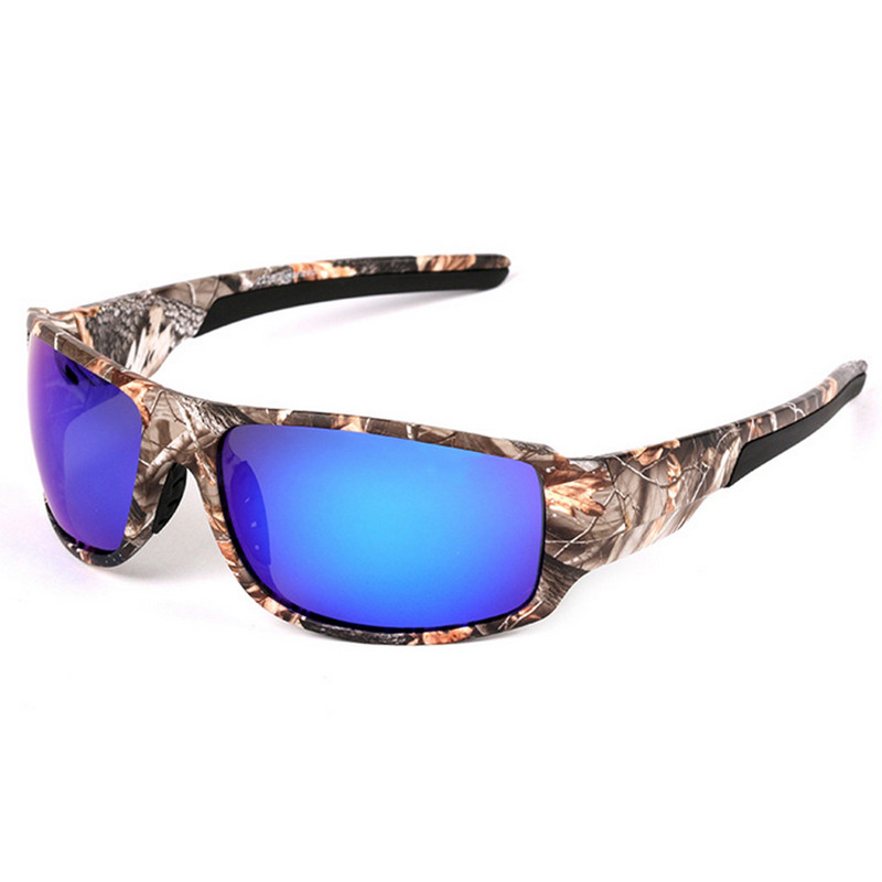 Sunglasses Men Fishing Polarized Eyewear Sun Glasses Camouflage Glasses Polished Original Glasses Quality Oculos Sol Masculino high fashion transparent sunglasses women brand designer glasses spectacles reflective mirror sun glasses lentes de sol mujer