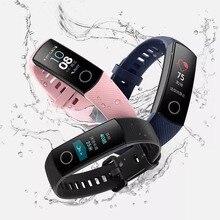 Original Huawei Honor Band 4 Smart Wristband Fitness Ytacker Smart Watch Band Bracelet Touch Pad Heart Rate Sleep Snap Running