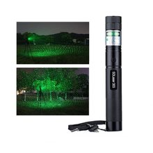 High Quality Laser Pen Long Distance High Power Green SD 303 Laser Pointer Powerful Hunting Laser Bore Sighter 2 Models Lazer(China)