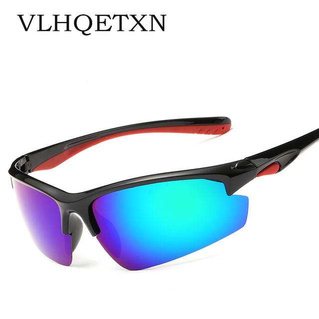 64ea46664f Mens Sunglasses Brand Designer Fishing polarized Sun Glasses Sport Driving  Oculos Uv400 High Quality Hd Polaroid Gafas de so