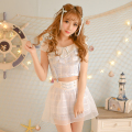 Princess sweet lolita dress Candy rain in the summer of 2016 new women's sweet shoulder strap little fresh summer C16AB6069