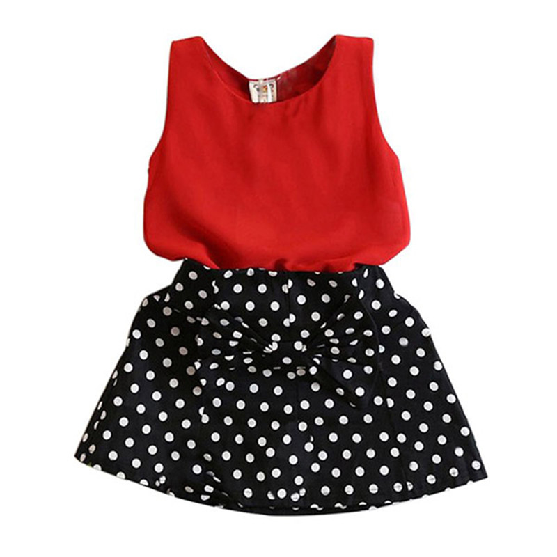 Online Get Cheap Cute Toddler Girl Clothes Baby Girls Sets Chiffon ...