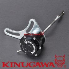 Kinugawa Ajustável Turbo Wastegate Atuador para Mitsubishi/para Greddy TD04H 1.0 bar/14.7 Psi