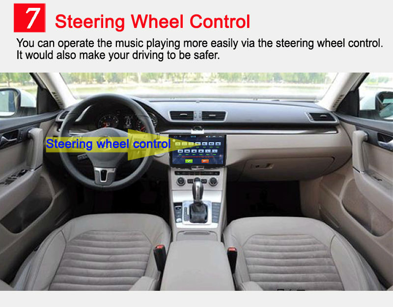 Android 4 7 Steering wheel control  hh