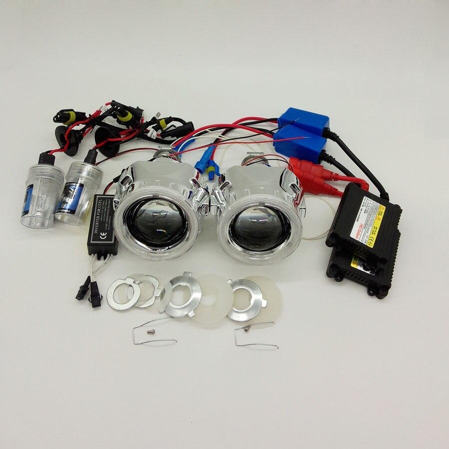 Aliexpress.com : Buy Bi Xenon HID 2.5inch Projector
