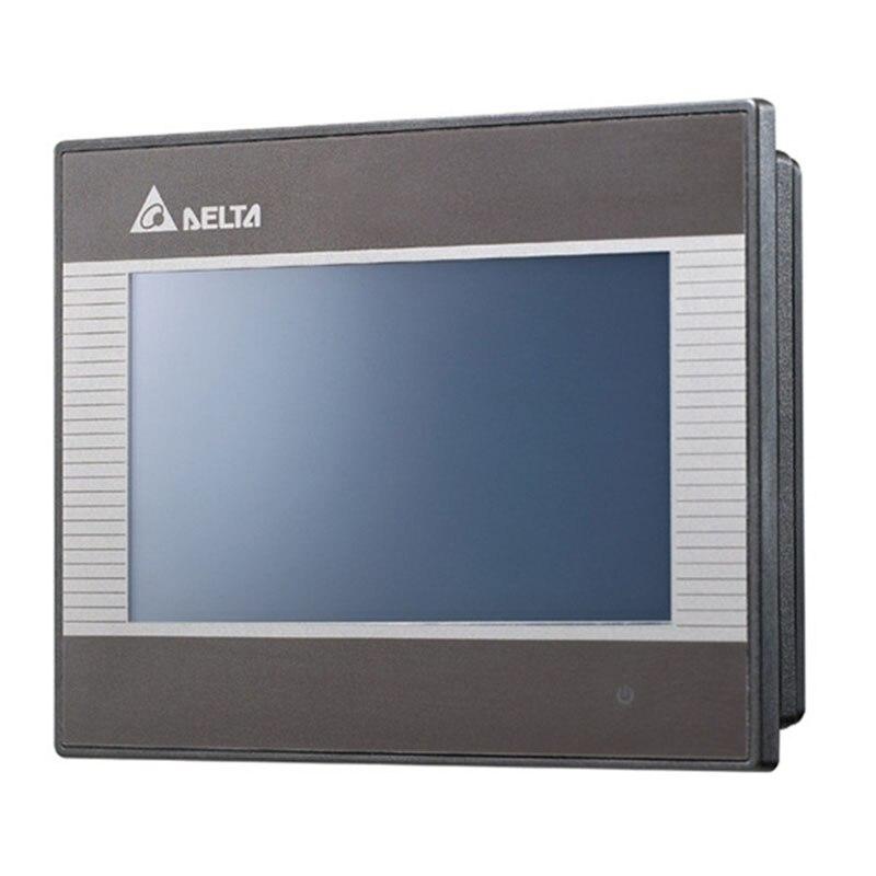 DOP B10S411 Delta touch screen 10 inch HMI 800 480 COM1 RS232 COM2 RS232 485 COM3