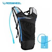 Roswheel 2L Water Bag 5L Hydration Backpack Ultralight Running Hiking Cycling Backpack Water Bladder Hidratacion Camelback