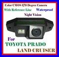 Free Shipping! Car Rear View Reverse Parking Camera Waterproof Night Vision CMOS FOR TOYOTA LAND CRUISER PRADO 2700 4000