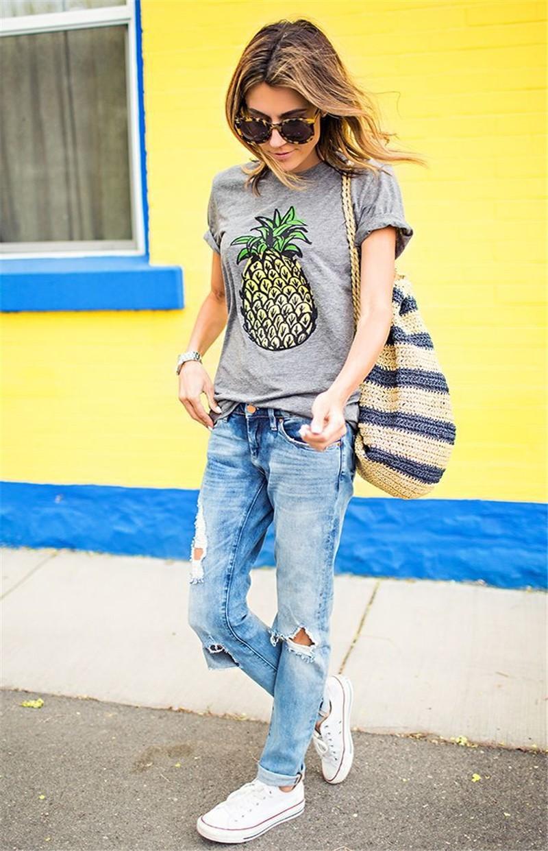 HTB1jzg6JpXXXXayaXXXq6xXFXXX2 - Oversized Casual Summer Designer Grey Round Neck Short Sleeve Printed Clothes T-Shirt PTC 345