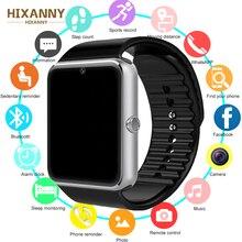 Fashion Smartwatch GT08 Men Women For Huawei Xiaomi Smart Watch For Iphone Relogio Phone Call Big Battery SD Card Touch Screen