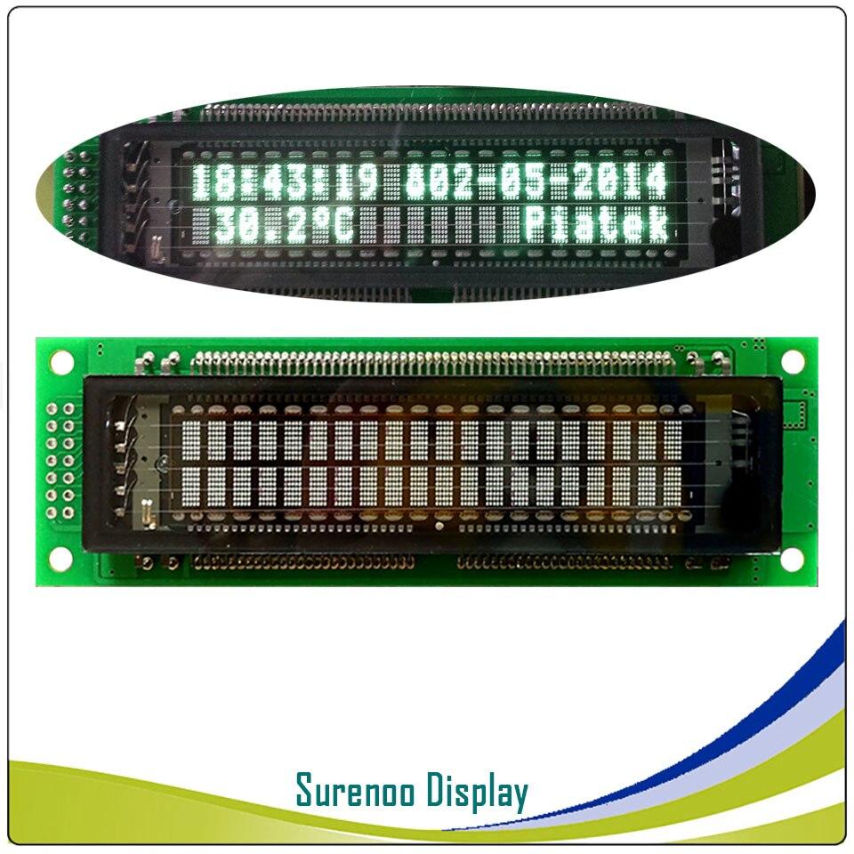 2002 20X2 VFD affichage KH202SD58R1-M Compatible avec M202SD16LA HLD202S8J01 20T202DA1J et 202 Module LCD, Support série SPI