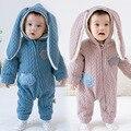 Invierno ropa para subir la ropa de bebé de algodón del desgaste ropa de bebé e incluso la tapa relacionada de bebé y el bebé ropa