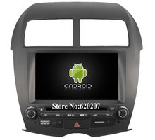 S160 Android 4.4.4 COCHES reproductor de DVD PARA Citroen C4 nuevo audio del coche estéreo Multimedia GPS Quad-Core