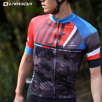 Summer Pro Team Breathable Anti Sweat Short Sleeve Quick Dry Sports Running Cycling Jersey Mtb Mountain