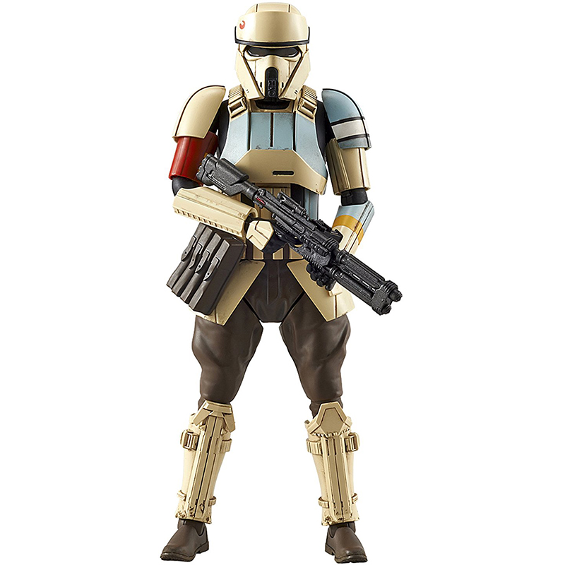 WSTXBD Original BANDAI STAR WARS 1/12 Scale Plastic Model Kit Shoretrooper Action figure Dolls Toys Figurals feie hidden listening device s 15a cic self programmable hearing aid with hearing aid price in philippines free shipping