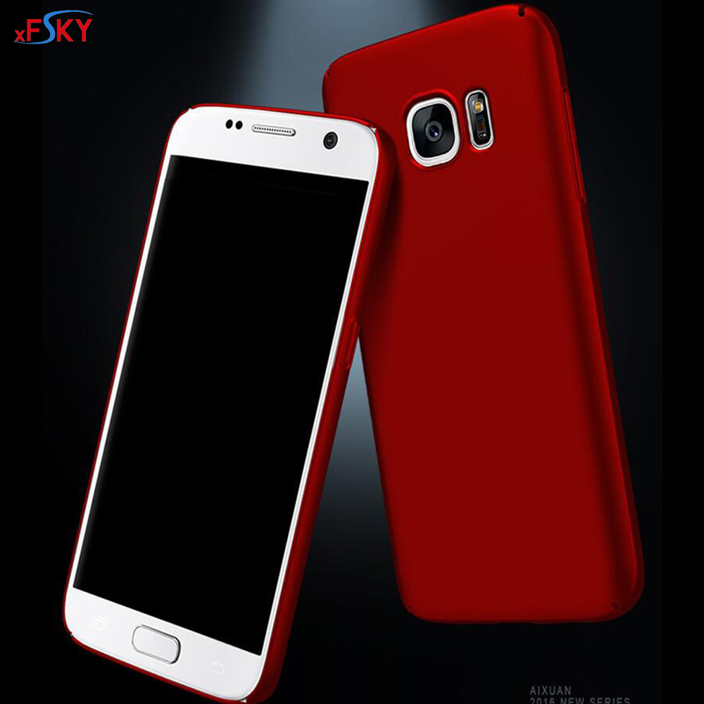 xFSKY Θήκη τηλεφώνου για Samsung Galaxy S7 S7 EDGE - Ανταλλακτικά και αξεσουάρ κινητών τηλεφώνων