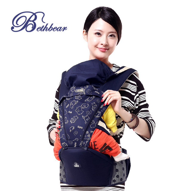 Ergonomic Baby Carrier Wrap Ergonomic Backpacks Slings For Babies Brand Hip Seat Carrying Children Baby Carrier Infant Backpacks