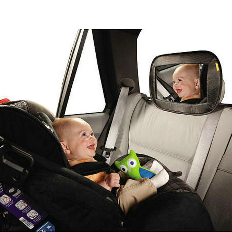 Auto Rücksitz Sicherheits Ansicht Spiegel Baby Hinten Station Gerichtete auto Innen Baby Kinder Monitor Sicherheit Reverse Sicherheit Sitze Korb spiegel