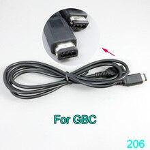 ChengHaoRan 2 lecteur lien câble connexion cordon plomb pour Nintendo Gameboy avance GBA SP GBC