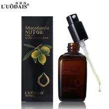 50ml pielęgnacja włosów maseczka do włosów 100% czysty marokański olej arganowy leczenie skóry głowy olej z orzechów makadamia na suche i zniszczone włosy odżywianie