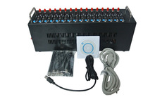 Wholesale gsm modem sim pool USB AT Commands 16 ports USB modem pool 16 SIM slots