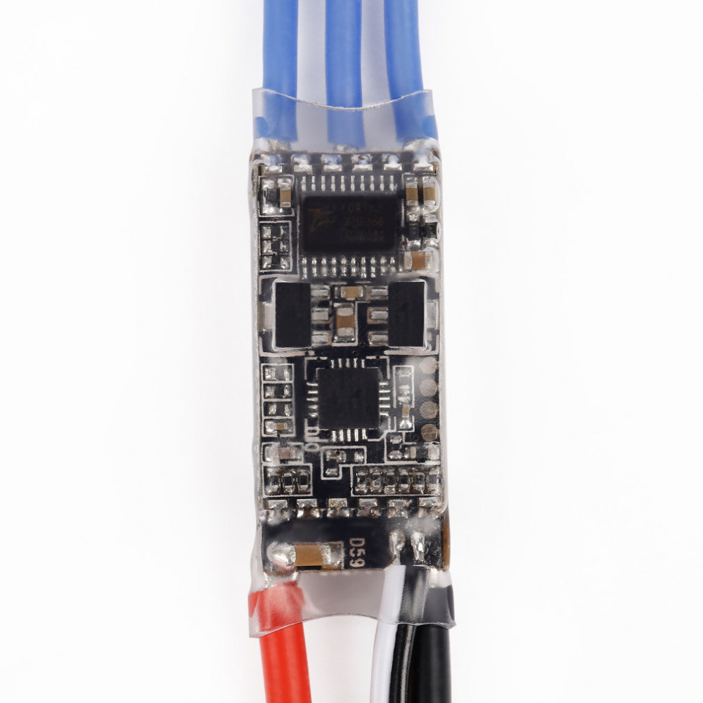 No BEC Little Bee 40Amps 40A 2-6S Violent OPTO ESC Electric Speed Control