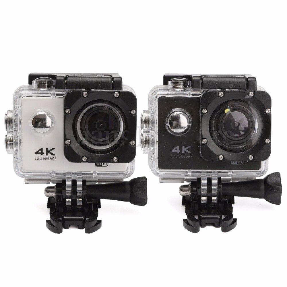 Спортивная экшн-видеокамера Ultra HD 4K UHD, водонепроницаемая, WiFi, видеокамера FHD 1080P DV Cam, широкоугольная, Go Deportiva, 2 дюйма, lcd Pro, 32G