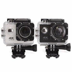 Image 2 - Profesjonalna kamera fotograficzna Vlog do wideo 4K UHD Action sportowa kamera wideo kamera z wifi FHD 1080P Videocamera kamery cyfrowe