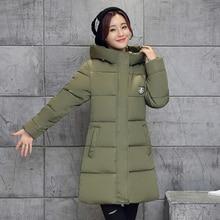 New Fashion Long Winter Jacket Women