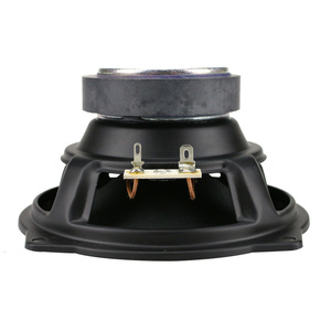 Image 5 - Updates 4ohm 5.25 inch Mid Bass Speaker Unit Subwoofer 30W Deep Bass Mediant Woofer Loudspeaker Rubber Edge 1pc