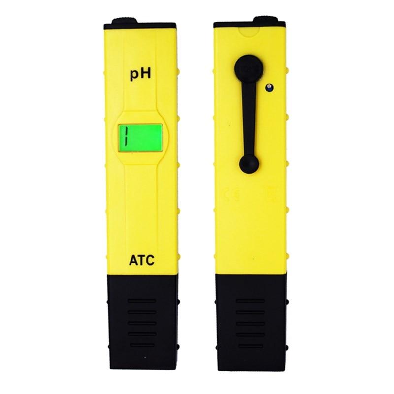 new 0.01 Digital PH meter aquarium accuracy portable Pocket tester waterproof with backlight 20%