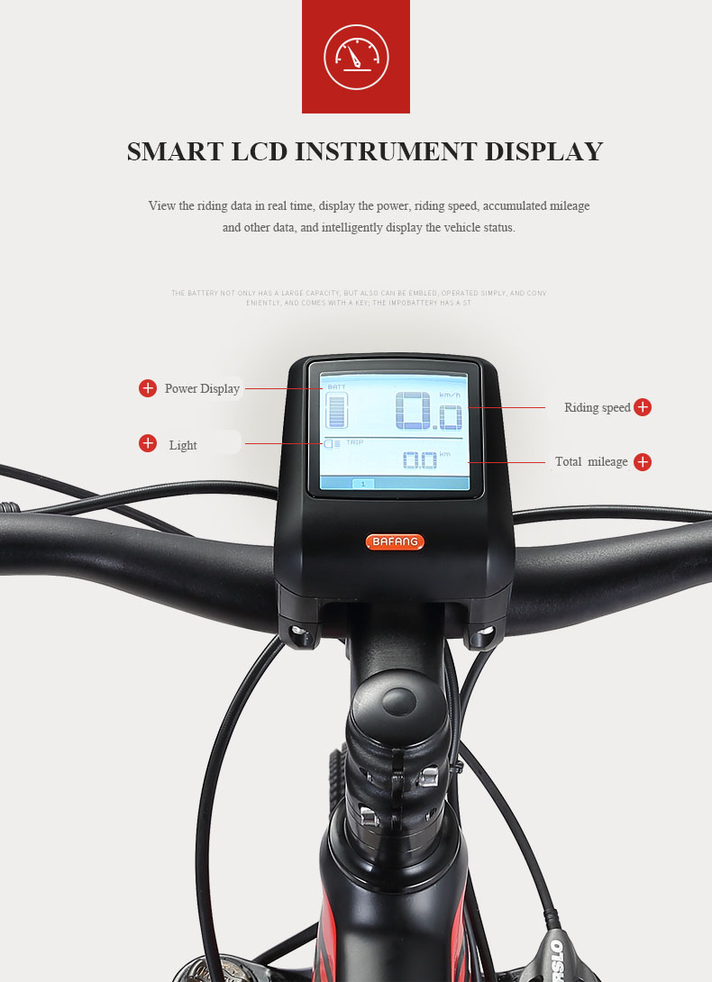 HTB1jzkcXsfrK1RkSmLyq6xGApXaP - 27.5inch electrical mountian bicycle 36V250W bafang mid-motor Hybrid bike electrical e-bike 9speed EMTB good LCD Off-road bicycle