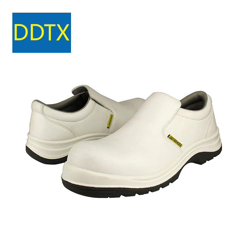 DDTX Men's Safety Kitchen Work Shoes