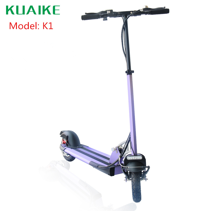 Two rounds patinete electrico Collapsible electric scooter Can drive in rainy weather trottinette electrique adulte 10 inches electric scooter fold patinete electrico trottinette electrique adulte adult kick sooter electric city dualtron k4