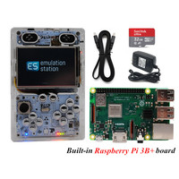 3.5 Inch Mini Game Console Raspberry Pi 3B/B+ Board Boy Game Player For Video Game Consoles Compatible With Multiple Game System