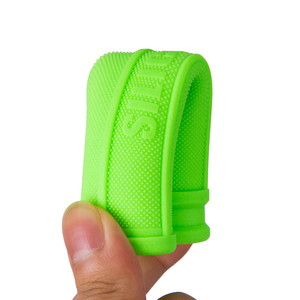Image 2 - 1Pair ZTTO Pure Silicone Gel Durable Shock Proof Anti Slip Grips for MTB Mountain Bike Road Bicycle Fixed Gear BMX with Bar Plug