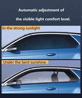 SUNICE Autoruit Tint Zon Controle Film Meekleurende Film Solar Bescherming Nano Keramische Film Home CAR Office 1.52x3 m/60