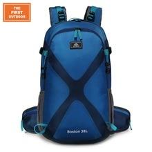 TFO 38L Men Women Hiking Backpack Intelligent Depressurized System Backpack Sports Bags Waterproof Outdoor Bags 921420