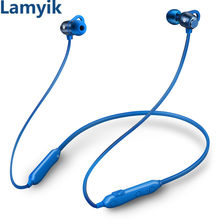 Wireless Headphones Bluetooth Earphone Waterproof Sports Bass Bluetooth 4.1 Headset with Mic for iPhone Xiaomi Samsung Huawei LG(China)