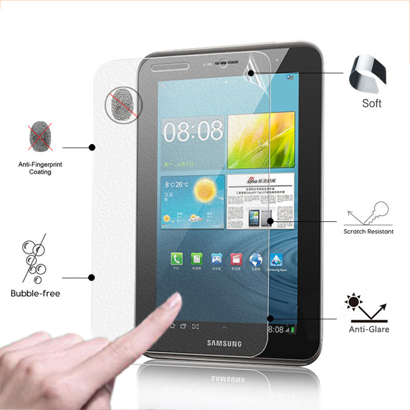 Anti-Glare Matte Protective Film For Samsung Galaxy Tab 2 7.0 P3100 P3110 7.0