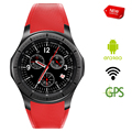 Lemado lf16 mb + 8 gb android 5.1 os smart watch 512 mtk6580 quad core wi-fi gps relógio de pulso