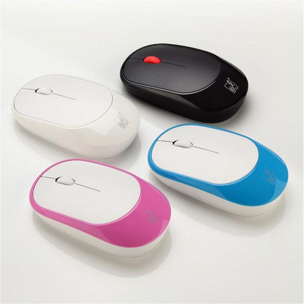360 ミュート光電充電式ワイヤレスマウス超薄型快適な感触ゲー ComputerMouse -    グループ上の パソコン & オフィス からの マウス の中