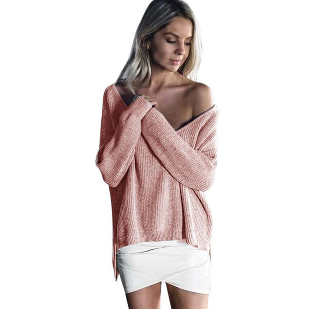 Womens Sweaters 2017 2017 new Super comfortable Womens Off ...