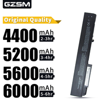 batteries 8cells LAPTOP battery for HP EliteBook 8530p,8530w ,8540p,8540w,8730w,8740w,6545b KU533AA HSTNN-XB60 HSTNN-OB60