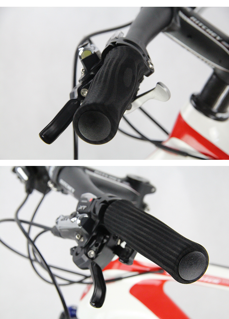 Light Anti-Skid Sponge Bicycle Handlebar Grips For Folding Bike Rolling//dip Grip