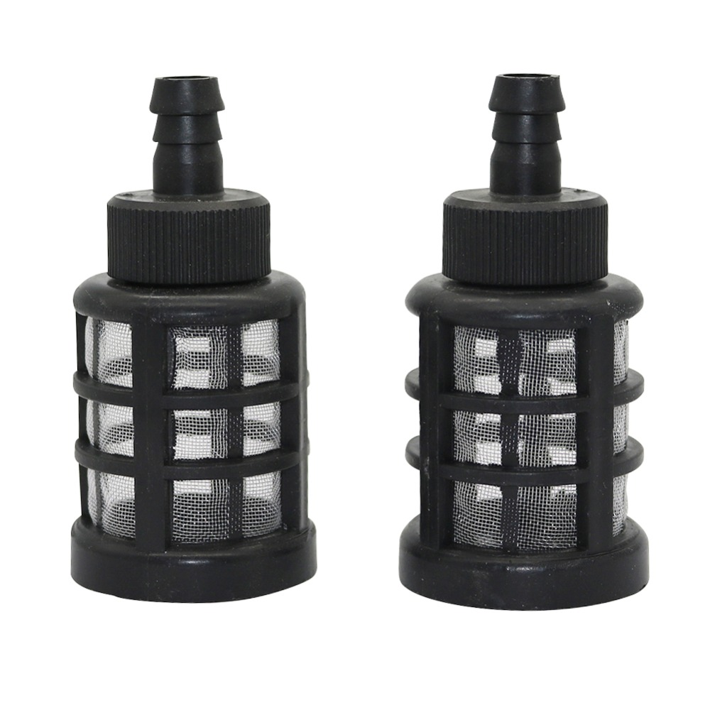 1pc Car Washing Machine Inlet Filter Connector Strainer Self-priming Quick Garden Water Connectors Insert With Water Stop Valve