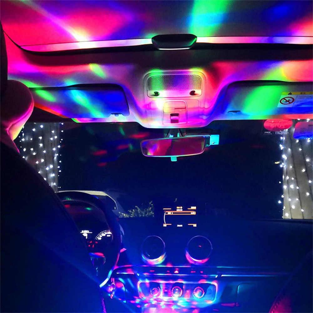 Новый качественный USB светодио дный Мини светодиодный ночник Цвет Изменен звуком Музыка Волшебные светодио дный огни гриб Прямая доставка De20
