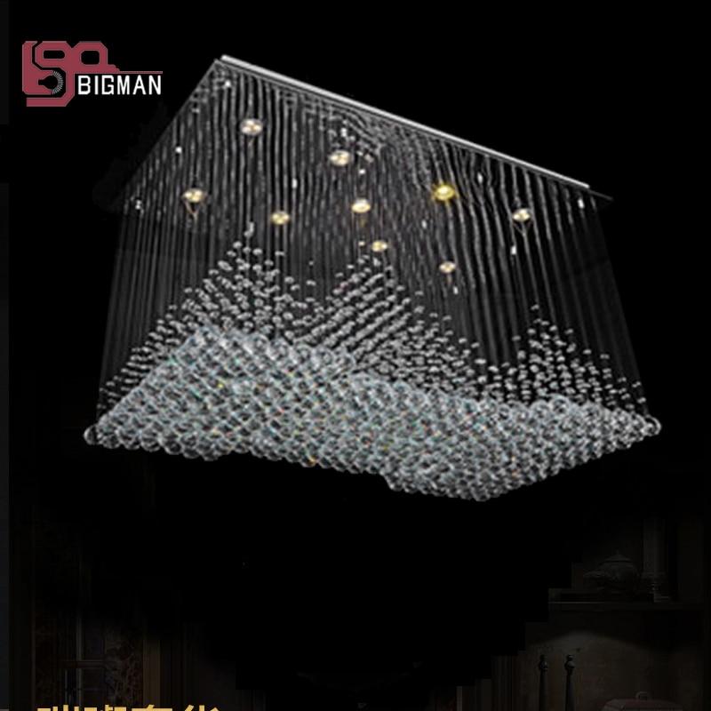 Modern Rectangular Chandeliers popular rectangular chandeliers-buy cheap rectangular chandeliers