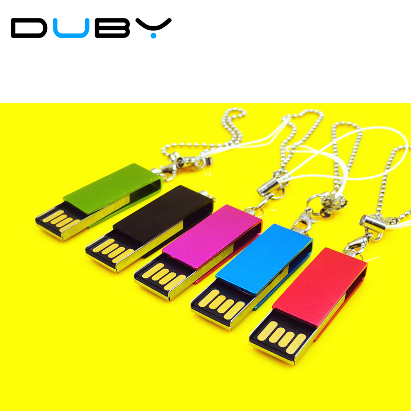 Giratorio unidad флэш USB Супер Мини tarjeta де memoria дель palillo дель pulgar/непроницаемой оставлять дель Кош/флешки U дискотека