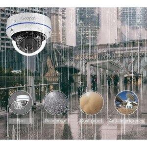 Image 2 - Gadinan 5MP 3MP 2MP H.265 IP Camera Sucurity Surveillance IR Night Video Vandal proof Outdoor CCTV Dome Camera DC 12V/48V PoE